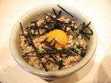 伊達鶏のオヤコ丼 300円