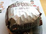 カリフォルニア・バーガー パッケージ