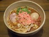 えび味噌ラーメン 850円 + 味玉 100円