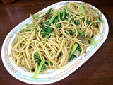 中華風 チャイナ 醤油味 ジャンボ(大盛) 650円