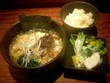 本しお麺 日替わり丼セット 950円