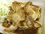 豚生姜焼 アップ画像