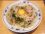 焼たんめん(塩で炒めた汁なし麺) 900円