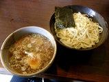 つけ麺 あつもり 740円 + 味玉