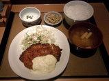 チキン南蛮定食 690円⇒590円