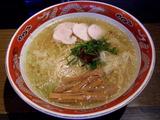 梅塩ラーメン 600円 → 500円 → 450円