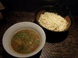 イノシシつけ麺 900円