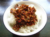 無料ライス + 辛子高菜