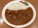 豚角煮カレー 1050円