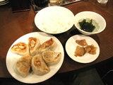 餃子セット590円