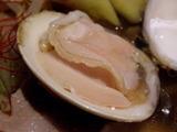 海鮮タンメン秋味 ハマグリ