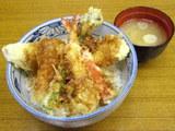 舌平目の天丼 〜バター風味〜 640円