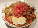 蒙古丼 800円