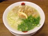 炙り鶏チャーシュウ麺 780円