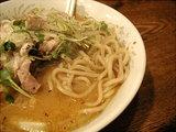 冬の味噌らぁ麺 アップ画像