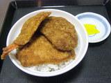 3種盛スペシャルカツ丼 1050円