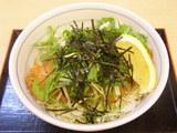 塩カツ丼 619円