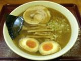 中華麺(味玉付) 750円