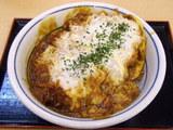 カレーカツ丼 619円