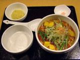 濃厚味噌担担麺 南国風 950円