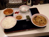 朝定食 650円