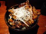 豚丼[並]1100円 ハーフ&ハーフ 単品