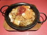 赤い爆麺 1050円