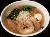 中華そば(醤油味) 700円 + 味玉