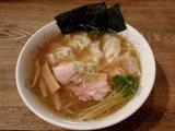 肉わんたん麺 830円