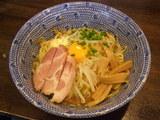 汁なし麺 650円