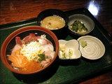 特選海鮮丼 780円