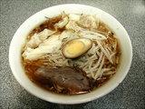 ワンタン麺 750円
