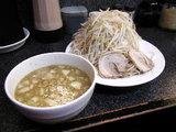 つけ麺 2枚 700円+野菜