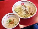 蟹泡つけ麺 850円