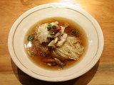 すずらん@渋谷 水晶の鶏冷やし麺