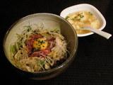 楓〜カルパッチョ風混ぜ麺〜 900円