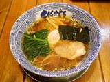 支那そば(濃口醤油) 650円