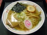 十文字ラーメン(醤油) 525円