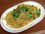 中華風 チャイナ 醤油味 大盛 650円