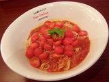 冷製イタリア麺 赤 1200円