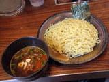 カレーつけ麺 中盛 900円