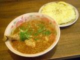 チキン・ノーマル・5辛