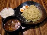 札幌つけ麺ZERO 840円 + 味付玉子 100円 + サービスライス