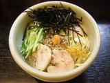 柚子と煮干の冷やし麺 850円