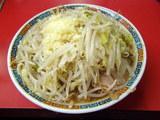 小ラーメン豚入り 野菜ニンニク 600円