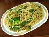 中華風 チャイナ 塩味 ジャンボ(大盛) 650円