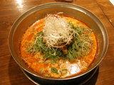 本格中華麺店 光麺 冷やし坦々麺