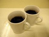 デミコーヒー2杯