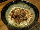 麻辣麺 600円