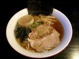 中華そば 太麺 600円